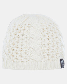 The North Face Cable Minna Beanie White