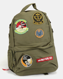 Alpha Industries Army Backpack Fatigue