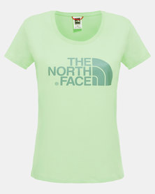 The North Face Easy T Shirt Budding Green