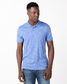 Lee Nulli Injection Polo Bift Blue
