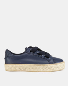 KG Espadrille Sneakers Navy Floater
