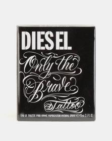 Diesel Only The Brave Tattoo EDT Spray 75ml