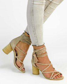Jeffrey Campbell Despina Taupe