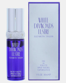 Elizabeth Taylor White Diamonds Lustre EDT 30ml