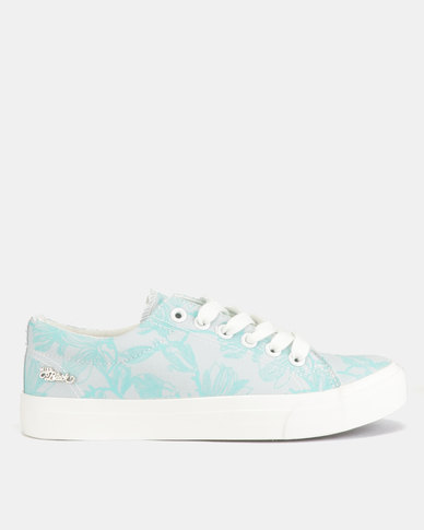 Miss Black Cynthia Sneakers Grey-Blue