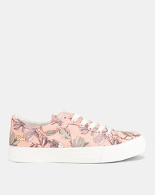 Miss Black Cynthia Sneakers PInk