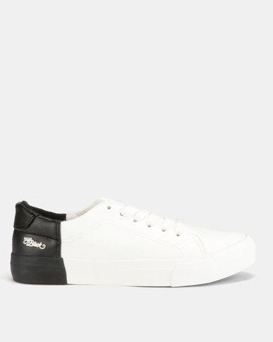 Miss Black Miki Sneaker White/Black