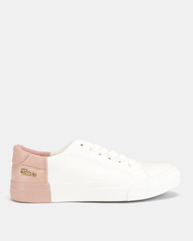 Miss Black Miki Sneakers White/Pink