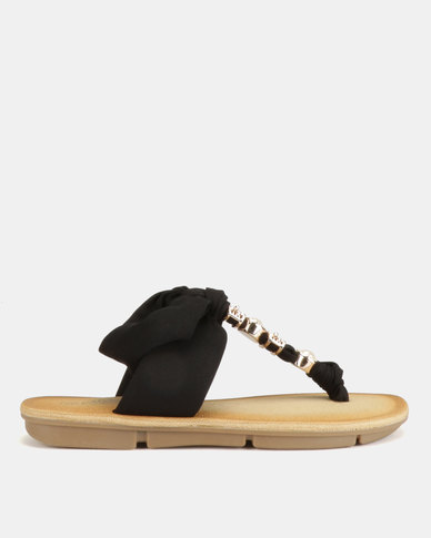 Miss Black Ditto Sandals Black
