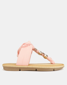 Miss Black Ditto Sandals Pink