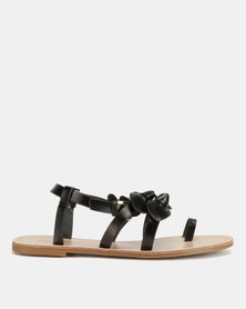 Miss Black Hania Sandals Black