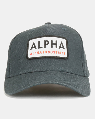 Alpha Industries Alpha Van Peakcap Blue