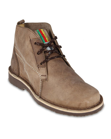 Puma Terrae Mid-Africa Casual Shoes Brown  e08169e0932b
