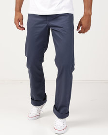 Samson Basic 5 Pocket Trousers Airforce