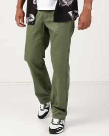 Samson Basic 5 Pocket Trousers Donkey