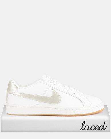 Nike Court Sneakers Royale White/Bone