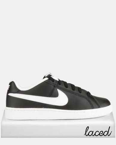 Nike Court Royale Sneakers Black/White