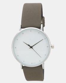 Joy Collectables Simple Watch Grey