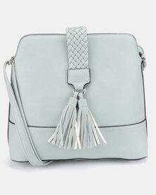 Pierre Cardin Emica Crossbody Bag Baby Blue
