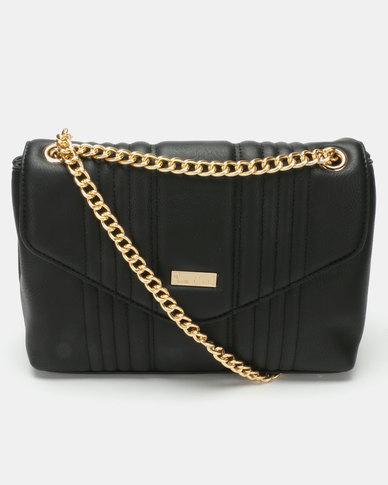 Pierre Cardin Jane Crossbody Bag Black