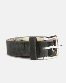 Joy Collectables Eyelet Belt Black