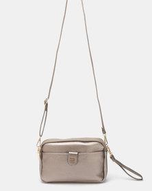 Joy Collectables Crossbody Bag Pewter