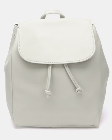 Joy Collectables Simple Backpack Grey