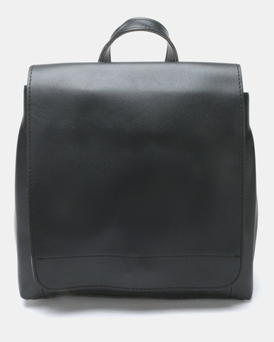 Joy Collectables Simple Backpack Black