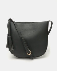 Joy Collectables Classic Crossbody Bag Black