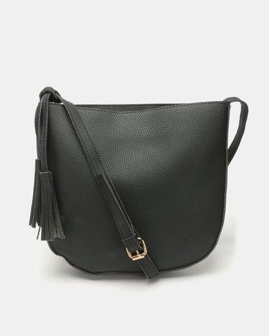 Joy Collectables Classic Crossbody Bag Black