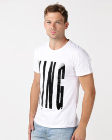 Kings Of Denim BIG KING T-Shirt White