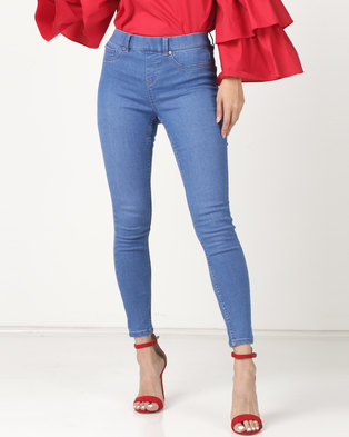 New Look Jeggings Blue