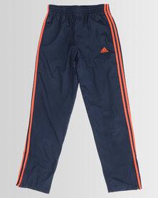 adidas Originals Boys Woven 3 Stripe Pants Conavy