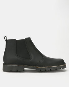 Grasshoppers Sahara Boots Black