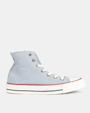 79c088077b57 Converse CTAS Hi Sneakers L Blue Slate Garnet  Ombre Wash