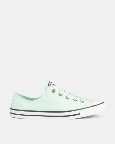 Converse CTAS Dainty Eyelet Sneakers Ox L Blue/Rose Gold