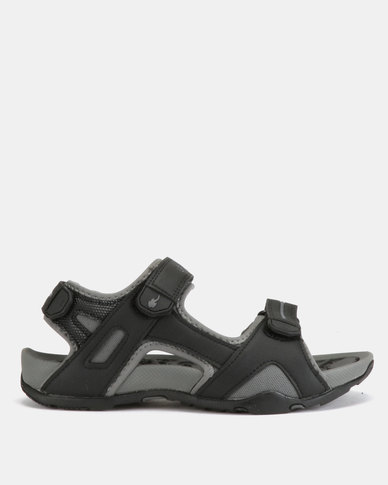 Urbanart Flame 5 Nub Sandals Black
