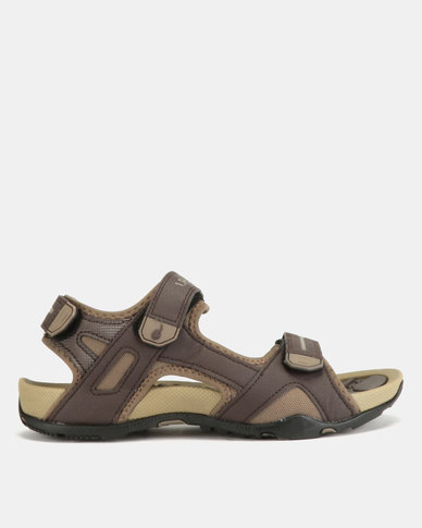 Urbanart Flame 5 Nub Sandals Choc