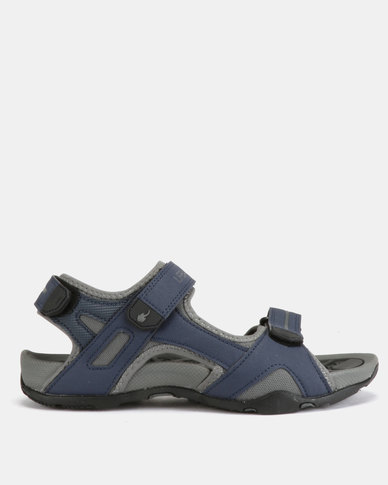 Urbanart Flame 5 Nub Sandals Navy