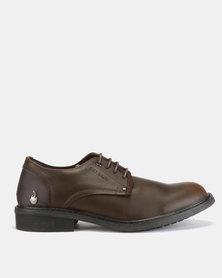 Urbanart Sarge 2 Wax/Nyl Shoes Choc