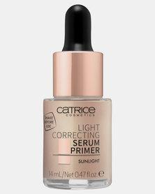 Catrice Light Correcting Serum Primer 020 - Sunlight