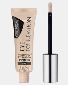 Catrice Eye Foundation Waterproof Eyeshadow Primer 010 As Strong As You Are