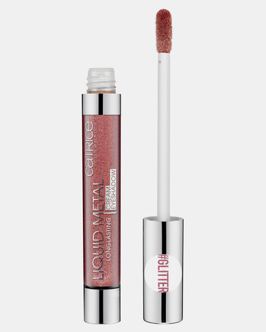 Catrice Liquid Metal Longlasting Cream Eyeshadow 060 When In Doubt, Add  Glitter!