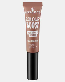 Essence Colour Boost Mad About Matte Liquid Lipstick 01 Dusty Romance