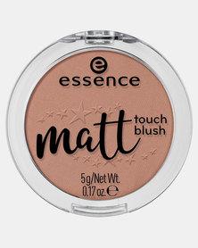 Essence Matt Touch Blush 70 Bronze Me Up!
