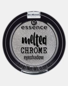 Essence Melted Chrome Eyeshadow 04 Steel The Look