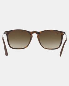 92cc27a0b5bdb5 Ray-Ban Hexagonal Sunglasses Gold-tone With Green Lenses   Zando