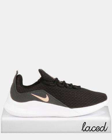 Nike Viale Sneakers Black/Orange/White