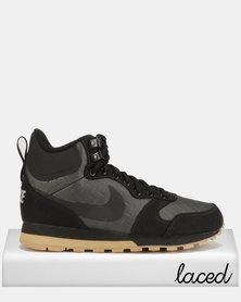 Nike MD Runners 2 Mid Premium Sneakers Black/Gum/Light Brown