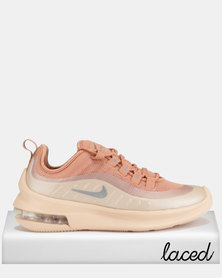 Nike Air Mac Axis Sneakers Terra Blush/MTLC Cool Grey-Bio Beige